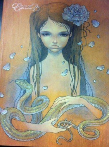 9780979611810: Ephemera: Paintings By Audrey Kawasaki and Fuco Ueda