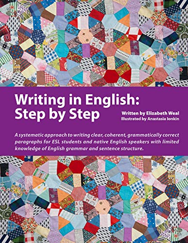 9780979612824: Writing in English: Step by Step
