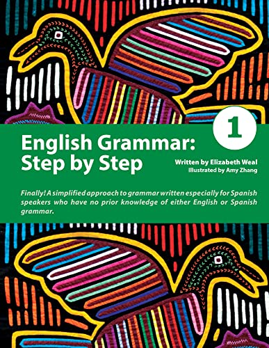 9780979612879: English Grammar: Step by Step 1