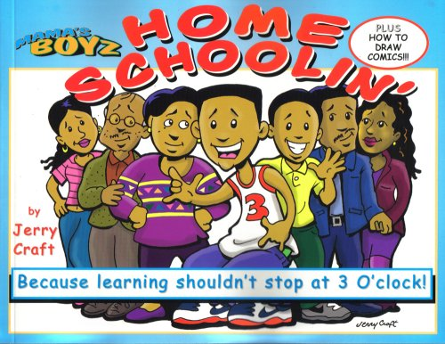 Mama's Boyz: Home Schoolin, Because Learning Shouldn't Stop at 3 O'clock!: Craft ...