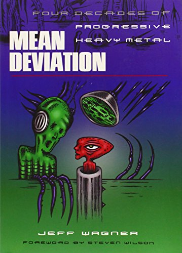 9780979616334: Mean Deviation: Four Decades of Progressive Heavy Metal