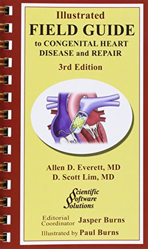 9780979625244: Illustrated Field Guide to Congenital Heart Disease and Repair - Pocket Sized