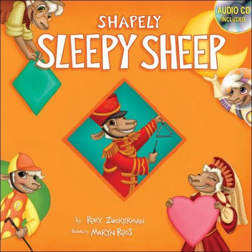 Shapely Sleepy Sheep: Rory Zuckerman