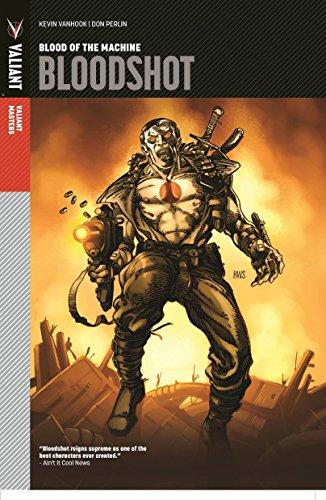 9780979640933: Valiant Masters: Bloodshot Volume 1 – Blood of the Machine