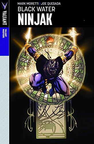 9780979640971: Valiant Masters: Ninjak Volume 1 – Black Water