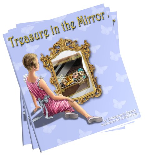 9780979645617: Treasure in the Mirror (God's Little Treasure Books)