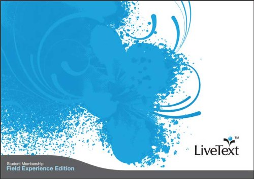 9780979663567: Live Text Field Exp Edition ~ New (live text)