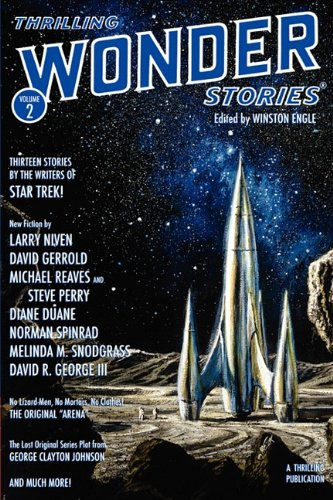 Thrilling Wonder Stories, Volume 2: Larry Niven, David