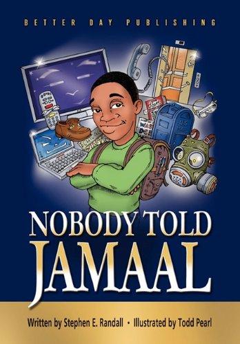 Nobody Told Jamaal: Stephen Randall