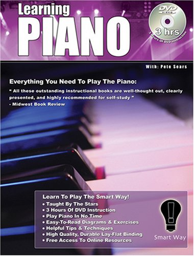 Piano Lessons: Learn how to play Piano: Pete Sears