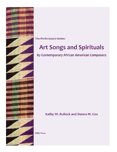 9780979695544: Art Songs and Spirituals by Contemporary African American Composers