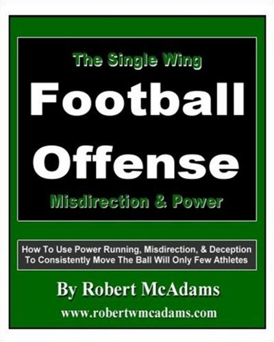9780979699047: The Single Wing Football Offense
