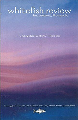 Whitefish Review: Art, Literature, Photography Volume 2, Issue 2: Brian Schott