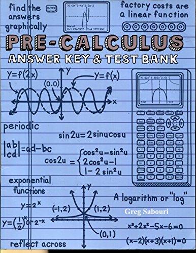 9780979726538: Pre-Calculus: A Teaching Textbook - AbeBooks