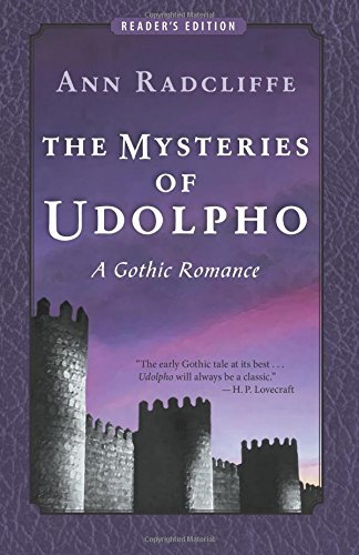 9780979729003: The Mysteries of Udolpho: A Gothic Romance