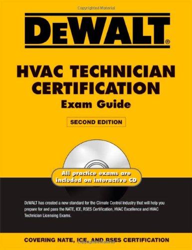 DEWALT HVAC Technician Certifi