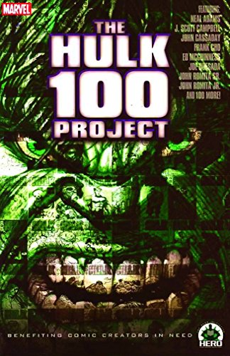 9780979760280: The Hulk 100 Project