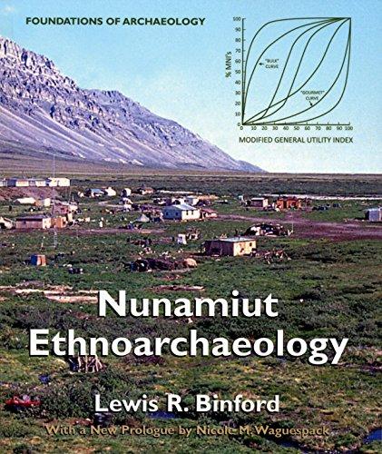 9780979773181: Nunamiut Ethnoarchaeology (Foundations of Archaeology)