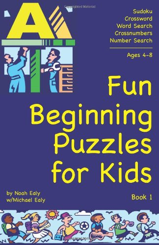 9780979788208: Fun Beginning Puzzles for Kids, Book 1