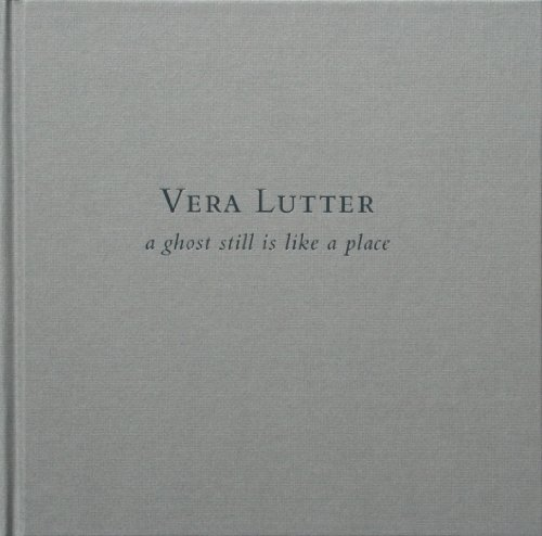 9780979793615: Vera Lutter: a ghost still is like a place
