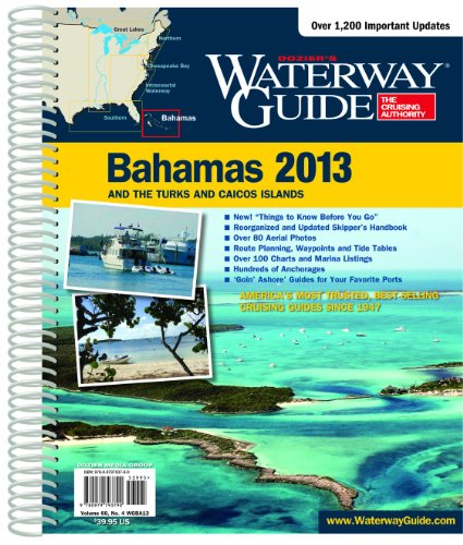 Dozier's Waterway Guide Bahamas 2013 (0979793793) by Dozier Media Group; LLC