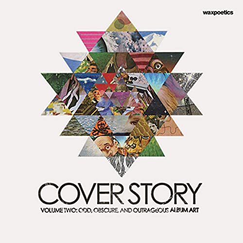 9780979811036: Cover Story Volume 2 : Odd, Obscure, and Outrageous Album Art: Bizarre Album Art