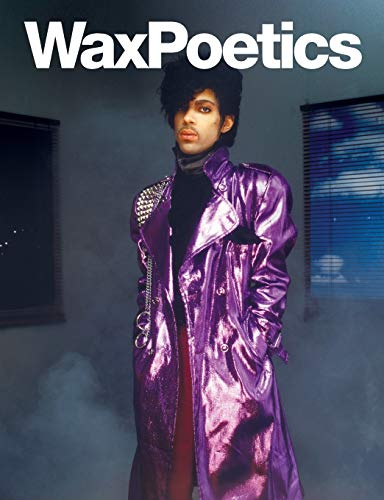 Wax Poetics 50: The Prince Issue (Paperback)