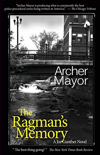 9780979812262: The Ragman's Memory: A Joe Gunther Novel (Joe Gunther Mysteries)