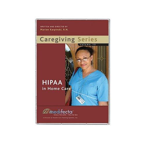 9780979824579: Medifecta Healthcare Training Caregiving Series Volume 15 (Hipaa Training for Home Care) DVD