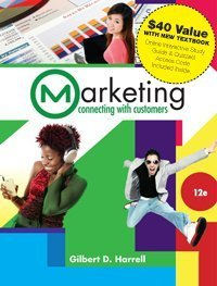 Marketing: Connecting with Customers -12e: Gilbert D. Harrell