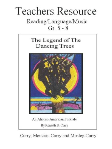 9780979836411: The Legend of the Dancing Trees, Teachers Resource
