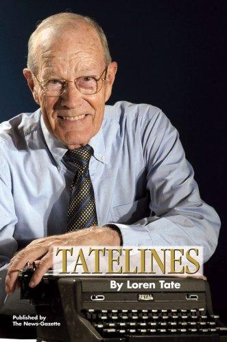 Tatelines (A compilation of Loren Tate's best: Loren Tate
