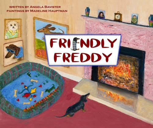 9780979842115: Friendly Freddy