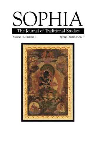 Sophia : The Journal of Traditional Studies: Wolfgang Smith; Dalai
