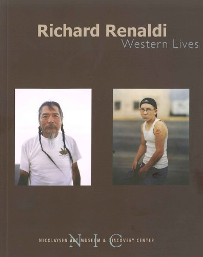 Richard Renaldi: Western Lives: Lisa Hatchadoorian