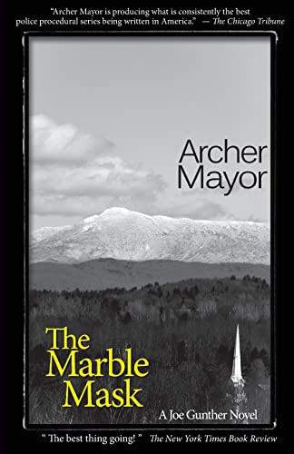 9780979861307: The Marble Mask: A Joe Gunther Novel (Joe Gunther Mysteries)