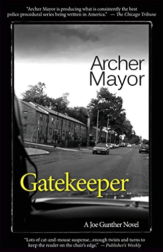 9780979861345: Gatekeeper: A Joe Gunther Novel (Joe Gunther Mysteries)