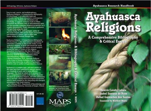 9780979862212: Ayahuasca Religions: A Comprehensive Bibliography and Critical Essays