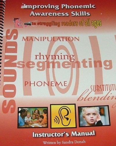 9780979865121: Improving Phonemic Awareness Skills
