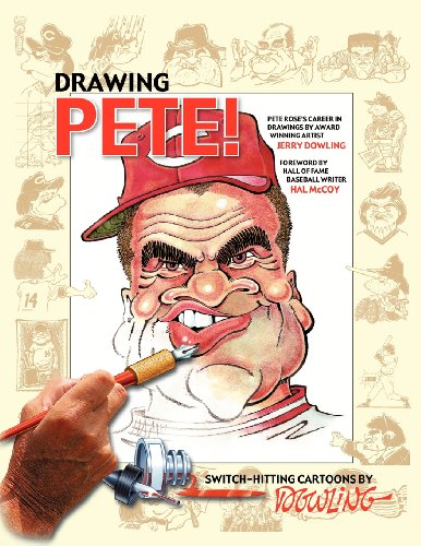Drawing Pete: Jerry Dowling