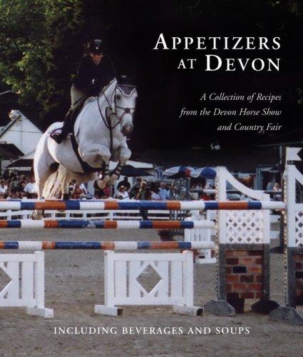 Appetizers at Devon: Devon Horse Show