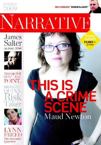 9780979872761: Narrative Spring Issue 2009
