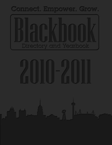 9780979874116: Blackbook Directory and Yearbook 2010-11