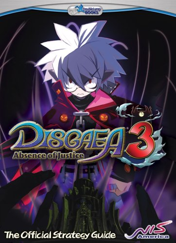 9780979884832: Disgaea 3: Absence of Justice Official Strategy Guide