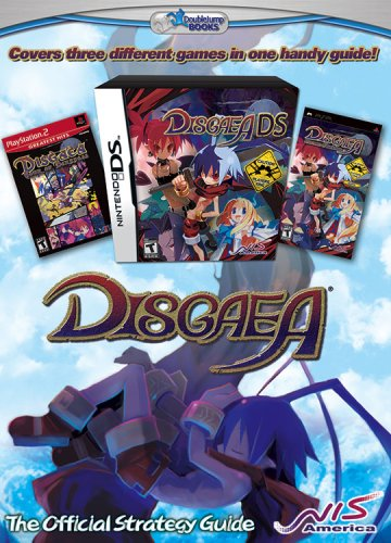 9780979884856: Disgaea Compilation Strategy Guide