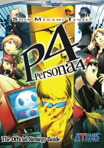 9780979884863: Persona 4: The Official Strategy Guide