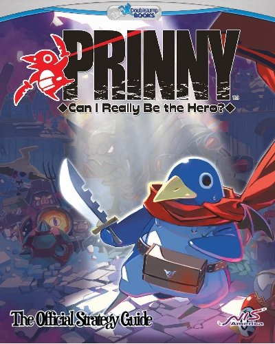 9780979884870: Prinny: Can I Really Be The Hero?: The Official Strategy Guide