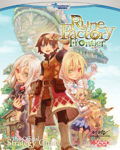 9780979884887: Rune Factory Frontier: The Official Strategy Guide