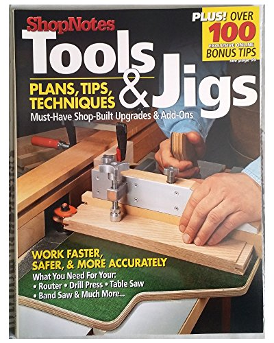 ShopNotes Tools and Jigs