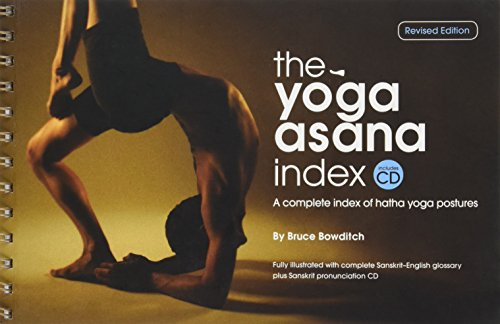 9780979895685: THE YOGA ASANA INDEX, A Complete Index of Hatha Yoga Postures